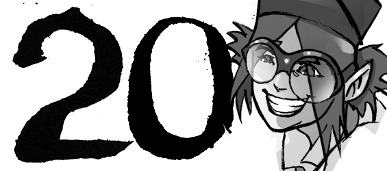 Dan & Sam: 20 days to go!